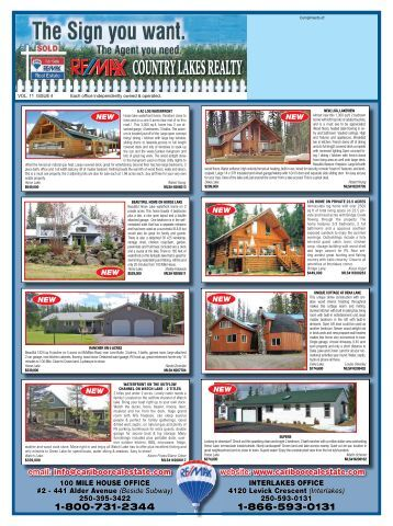 residential homes & cabins
