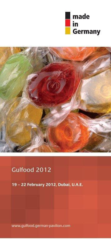 Gulfood 2012