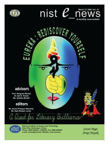 NIST e-NEWS(Vol 61, Mar 15, 2009)