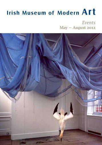 May to August 2012 - Irish Museum of Modern Art
