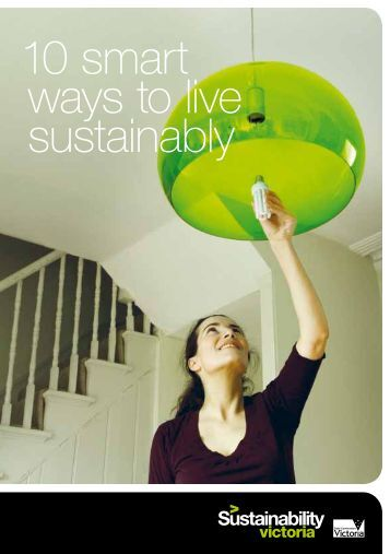 Smart ways to live well for Ways to live green