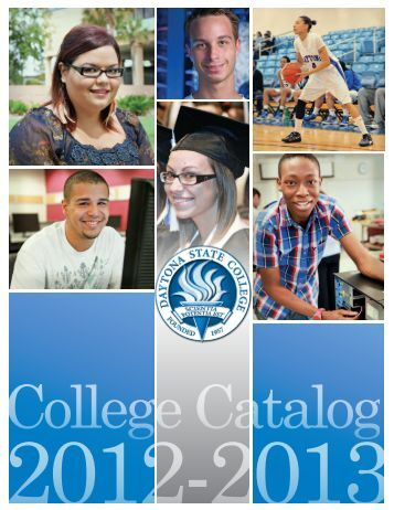 PDF Catalog - Daytona State College