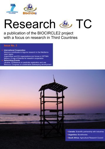 a publication of the BIOCIRCLE2 project with a focus on research in ...