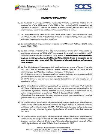INFORME DE BIOPOLIMEROS INFORME DE BIOPOLIMEROS 1 ...
