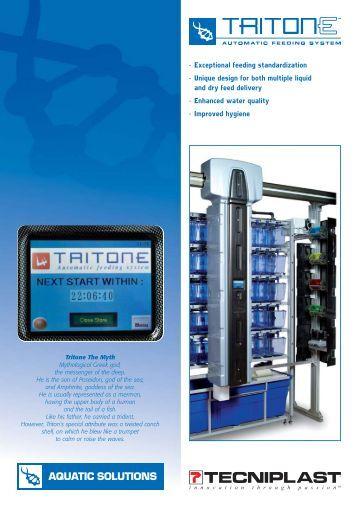 Exceptional feeding standardization • Unique design ... - Sapaco 2000