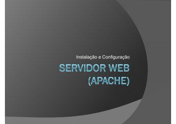 Servidor Web - INF-Unioeste