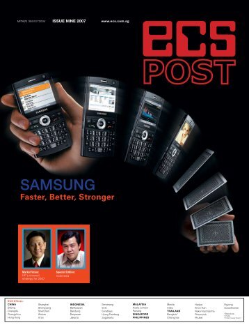SAMSUNG - ECS Holdings Limited
