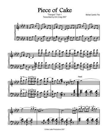 take five free sheet music pdf