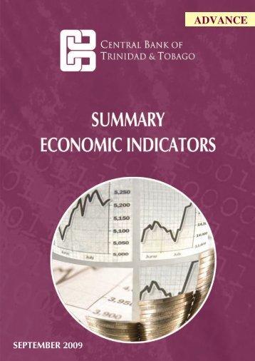 September - Central Bank of Trinidad and Tobago