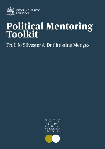 Political Mentoring Toolkit - City University