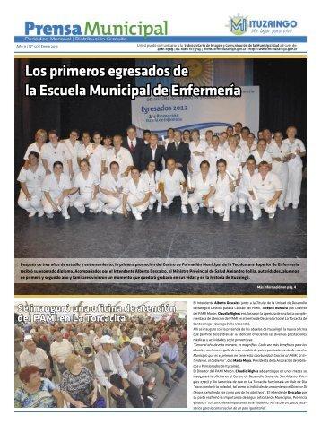 Enero 2013.indd - Ituzaingó