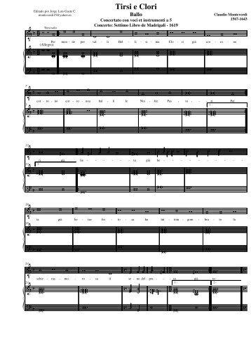Monteverdi Tirsi e Clori.pdf - Weblearn.hs-bremen.de