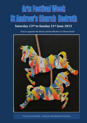 st Andrews arts weekv3