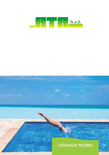 Liner de rechange catalogue piscine en kit unipool for Piscine catalogue