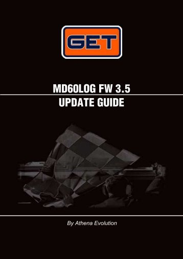 MD60LOG FW 3.5 UPDATE GUIDE - GET by Athena