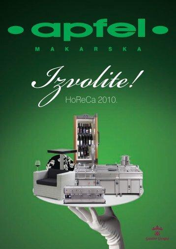 HoReCa 2010. - Apfel