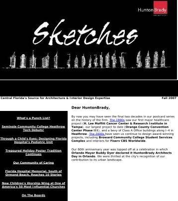 Download the PDF - HuntonBrady Architects
