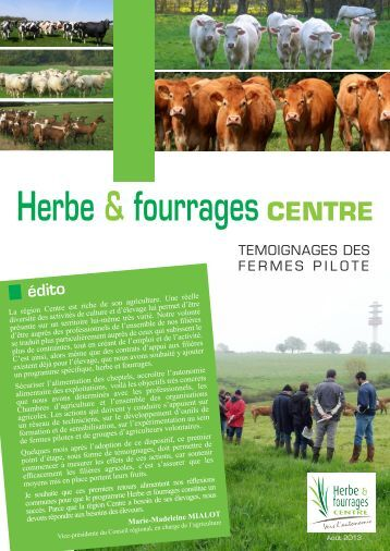 Caract risation cytofluo for Chambre agriculture indre