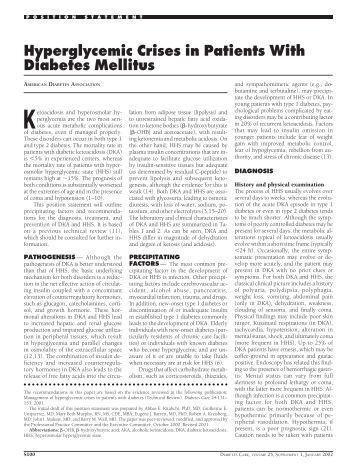 Diabetes mellitus essay