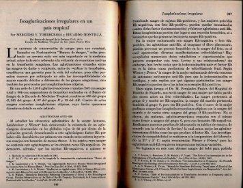 Isoaglutinaciones irregulares en un pais tropical.pdf