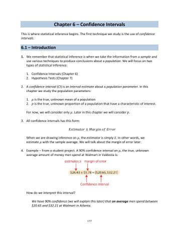 Confidence Intervals Cp Cpk - Minitab