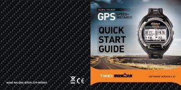 w260 NA QSG (EFSP) 229-095003 - Timex