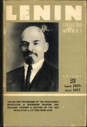 Lenin CW-Vol. 23-TC.pdf - From Marx to Mao