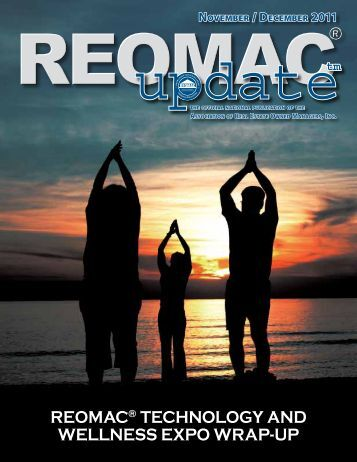 REOMAC® TECHNOLOGY AND WELLNESS EXPO WRAP-UP