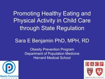 promoting healthy eating and physical activity Promoting active living in rural communities factors, eating behaviors, and physical activity4, 5 higher rates of overweight and obesity among rural residents, even after accounting for these demographic and population,11 and face health challenges including high obesity rates.