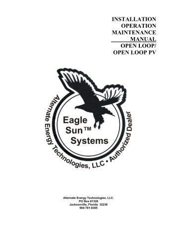installation operation maintenance manual open loop alte store?quality=85 2 0 installation Basic Electrical Wiring Diagrams at edmiracle.co