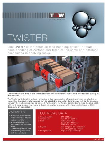 Download PDF - TGW Logistics Group
