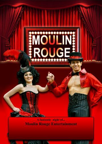 Moulin Rouge Entertainment