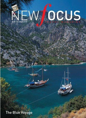 The Blue Voyage - S&M Publication ltd