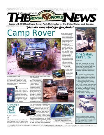 Camp Rover