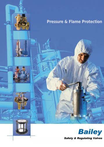 Bailey Technical Catalogue - Safety Systems UK Ltd