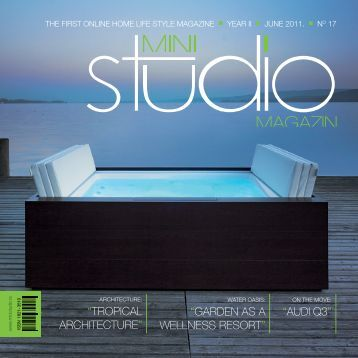 Tropical archiTecTure - Mini Studio Magazin