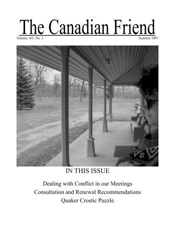 Download pdf - Canadian Yearly Meeting