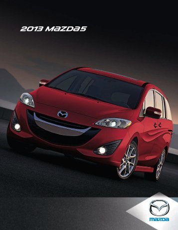 Download Brochure - Mazda Canada