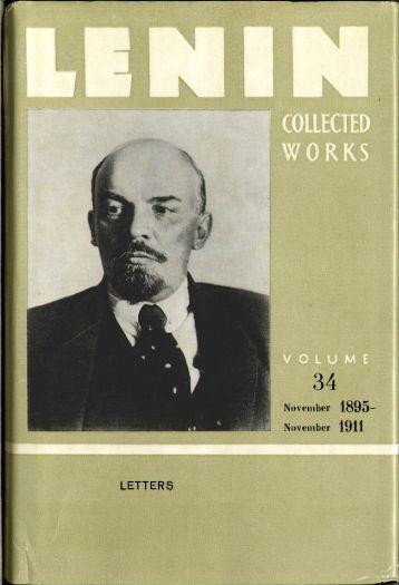 Lenin CW-Vol. 34-TC.pdf - From Marx to Mao