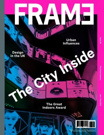 Frame Magazine, January 2012 - Industrial Facility