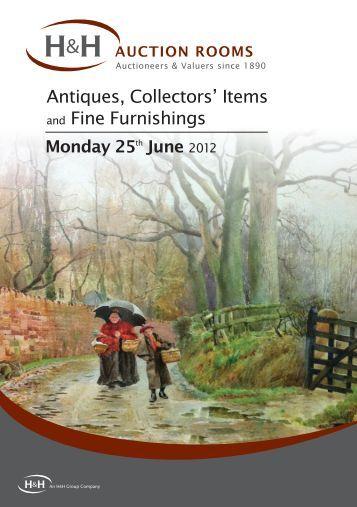 Catalogue - H&H Auction Rooms