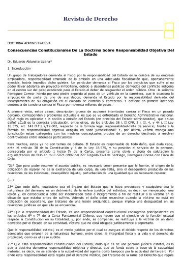 Revista de Derecho - U-Cursos