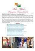 Indo-Global Education Summit 2013 - The Indus Foundation - Page 2