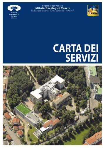 carta servizi - IOV