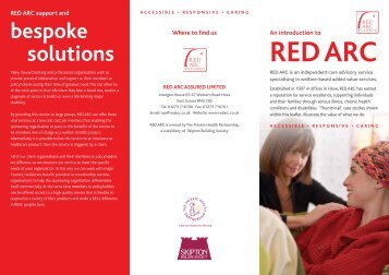RED ARC Brochure - Canada Life