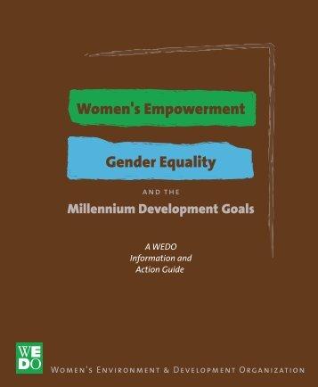Women's Empowerment Gender Equality - Glow