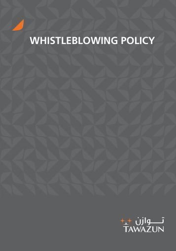 whistleblowing policy Whistleblower policy 25 july 2018 download pdf 56618 kb describes  procedures adopted by the audit committee of the board for handling complaints .