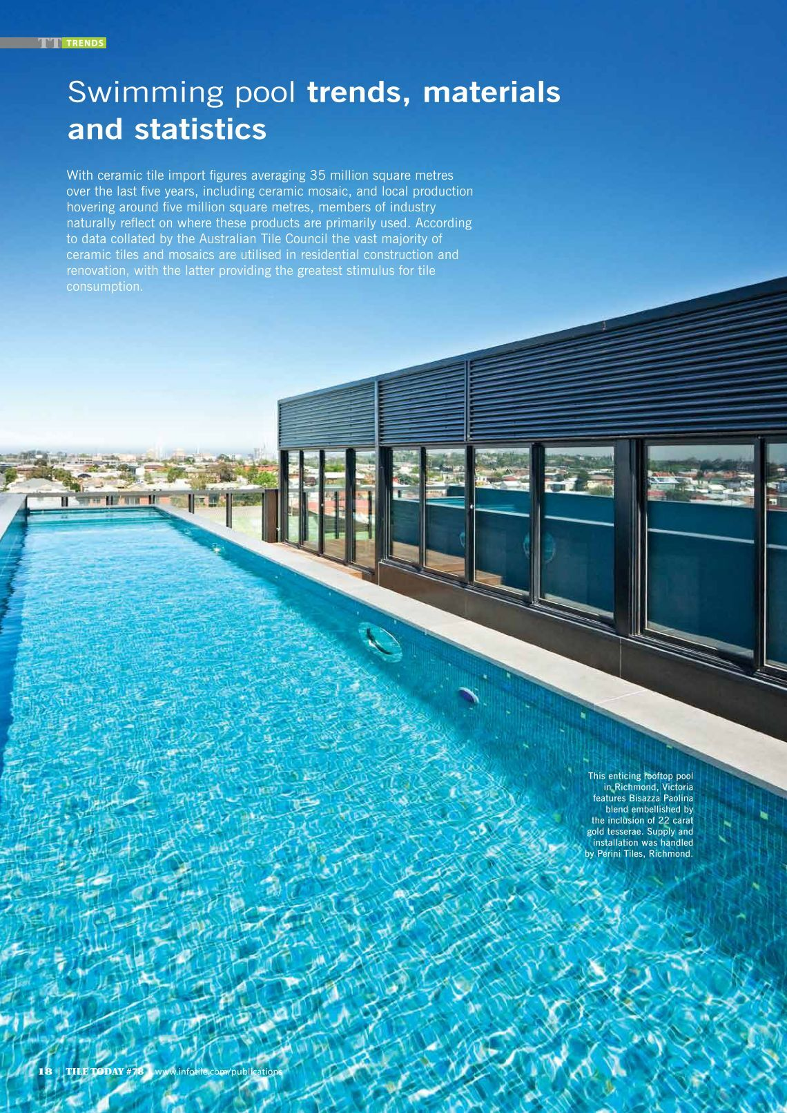Swimming Pool Demographics : Free magazines from infotile
