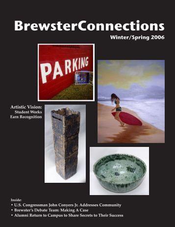 BrewsterConnections - Brewster Academy
