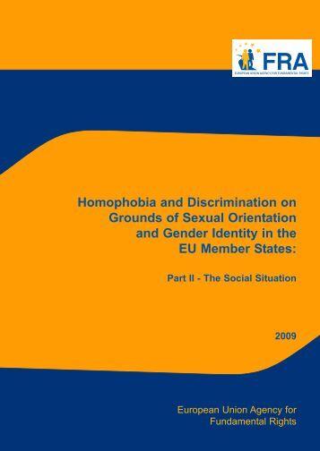 essays on sexual orientation discrimination